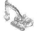 Thumbnail Kobelco SK220 SK220LC Hydraulic Excavator Service Repair Shop Manual Download(LQ-2101 LL-1801)