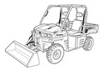 3450 Utility Vehicle Service Repair Manual Download