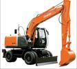 Thumbnail Hitachi ZAXIS 140W-3 Wheeled Excavator Parts Catalog Download