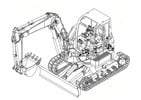 Thumbnail Takeuchi TB15FR Compact Excavator Parts Manual DOWNLOAD(11810004 - and up)
