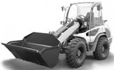 Thumbnail GEHL 680 Wheel Loader Service Repair Manual Download
