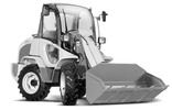 Thumbnail GEHL 280 All-Wheel-Steer Loader Service Repair Manual Download