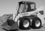 Thumbnail GEHL 6620 Series Skid Loaders Service Repair Manual Download