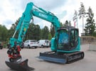 Thumbnail Kobelco MD240C Excavator Parts Catalog Manual Download