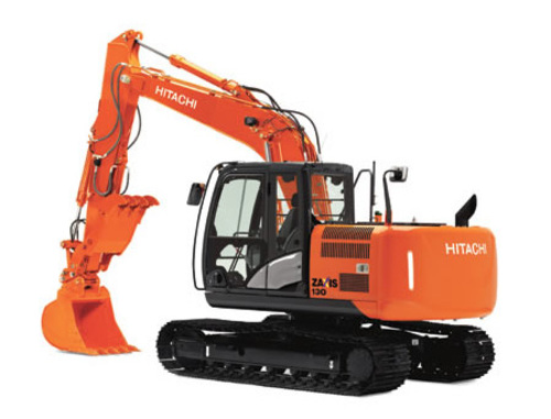 Product picture Hitachi ZAXIS 135US 135US-E 135USk Excavator Parts Catalog Download