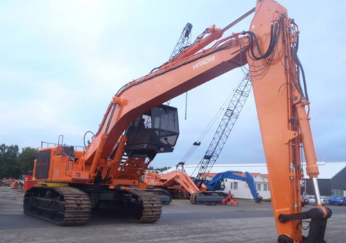 Product picture Hitachi ZAXIS 800 850H Hydraulic Excavator Parts Catalog Download