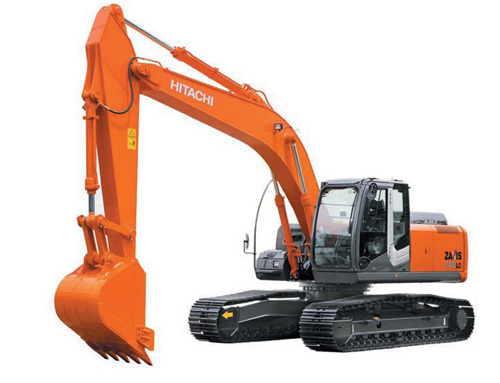 Product picture Hitachi ZAXIS 500LC 500LCH Excavator Parts Catalog Download