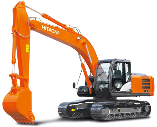Product picture Hitachi ZAXIS 225US-3 225USLC-3 Excavator Parts Catalog Download