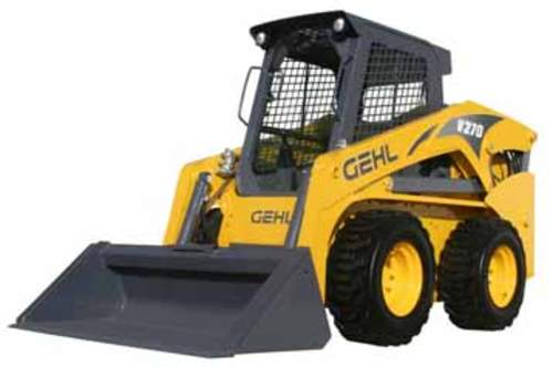 Product picture Gehl V400 and Mustang 4000V Skid-Steer Loaders Service Repair Manual Download