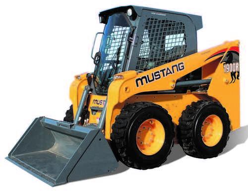 Product picture Gehl R190/ R220 / R260 and Mustang 1900R /2200R / 2600R Skid-Steer Loaders Service Repair Manual Download