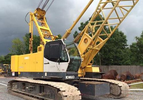 Product picture Kobelco CK1000-II CKE900 Crawler Crane Service Repair Shop Manual Download